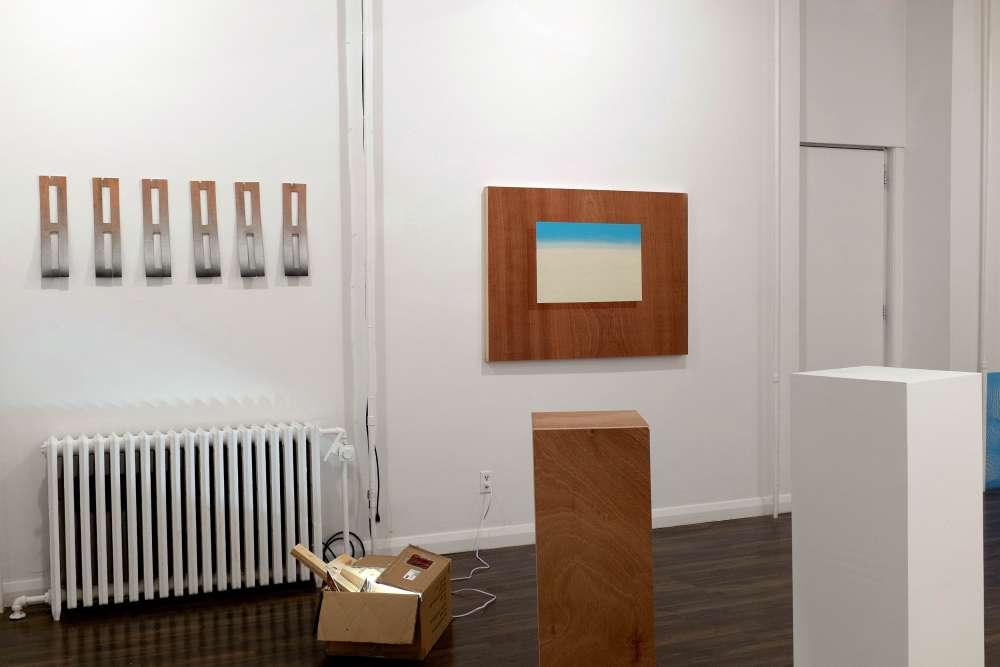 Jonathan Théroux, Installation view, Fall 2015, Ottawa